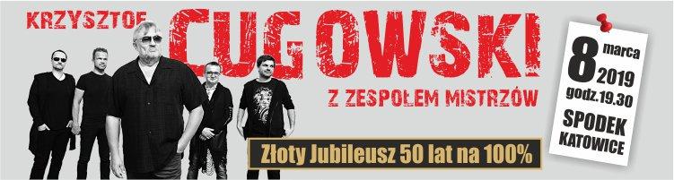 Cugowski Jubileusz Banner