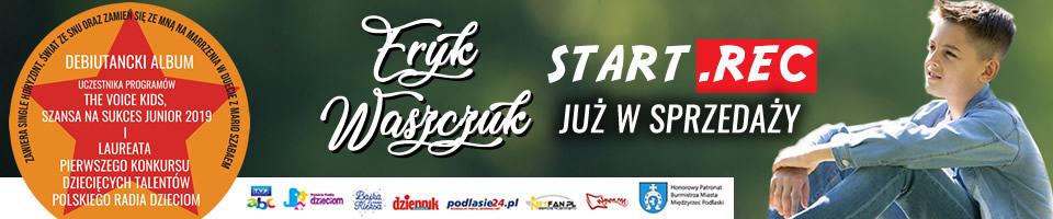 Eryk Waszczuk Banner