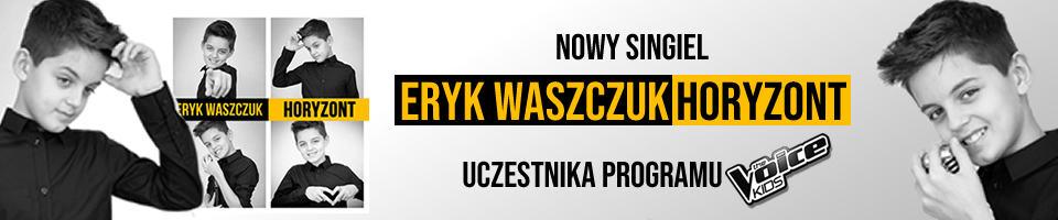 Eryk Waszczuk Horyzont Banner