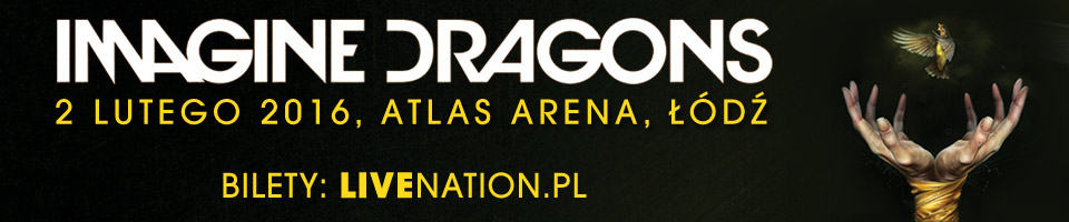 Imagine Dragons Banner