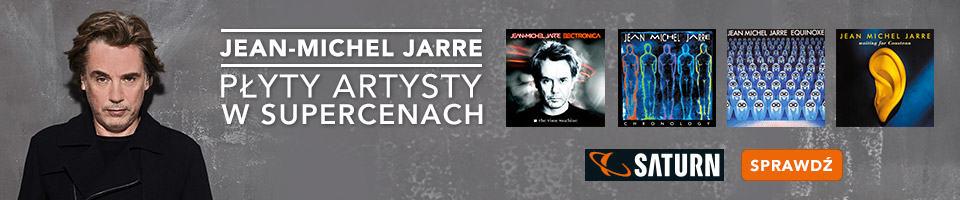 Jean Michel Jarre Banner