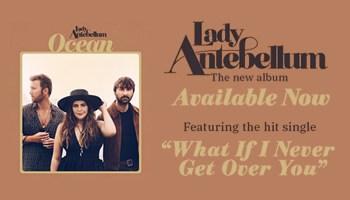 Lady Antebellum - Ocean News