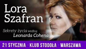 Lora Szafran News