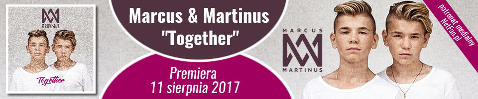 Marcus & Martinus - Together Banner