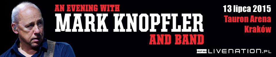 Mark Knopfler Banner