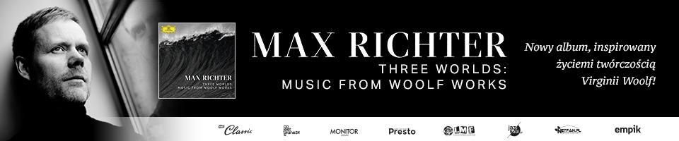 Max Richter Banner