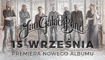 Jan Gałach Band News