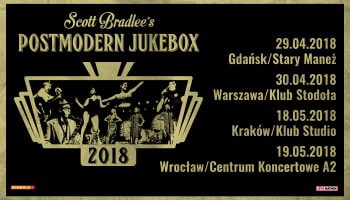 Scott Bradlees Postmodern Jukebox News
