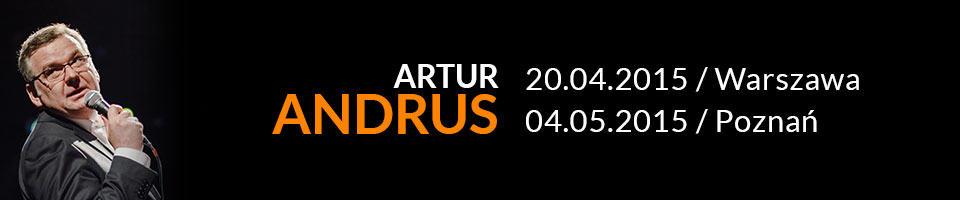 Artur Andrus Banner