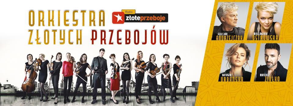 Orkiestra Złote Przeboje Banner