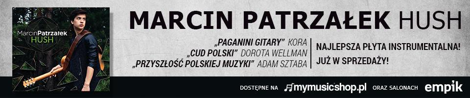 Marcin Patrzałek Banner
