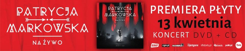 Patrycja Markowska - Na zywo