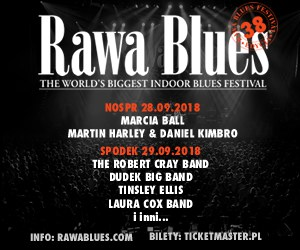 38. Rawa Blues Festival News