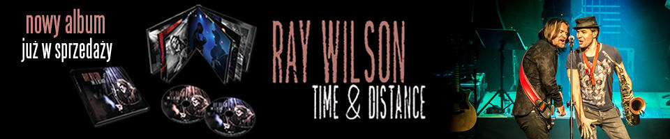 Ray Wilson Banner