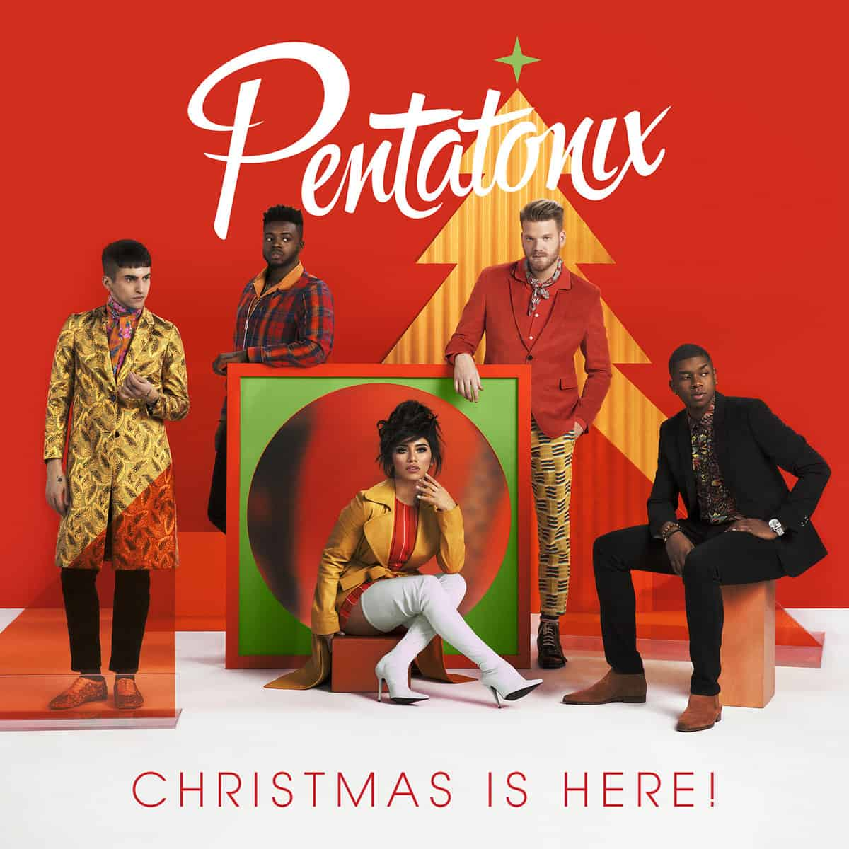 Pentatonix-Christmas Is Here!