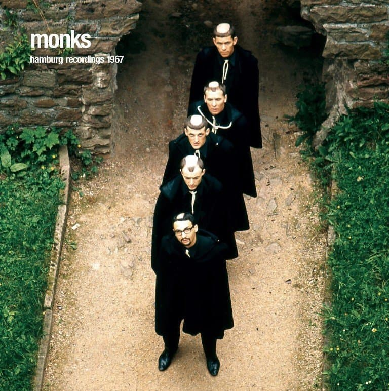 the Monks-Hamburg Recordings 1967