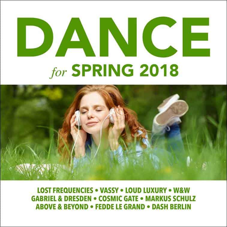 Różni Wykonawcy-Dance For Spring 2018
