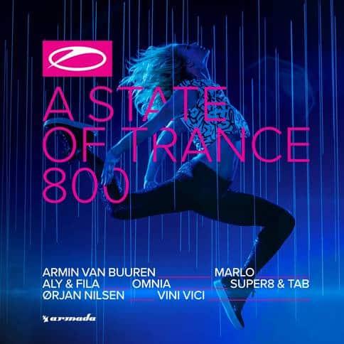 Różni Wykonawcy-A State Of Trance 800