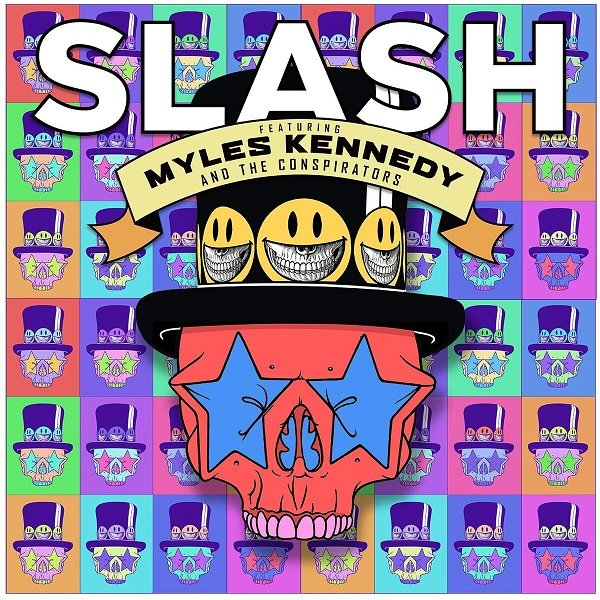 Slash Featuring Myles Kennedy and The Conspirators-Living The Dream