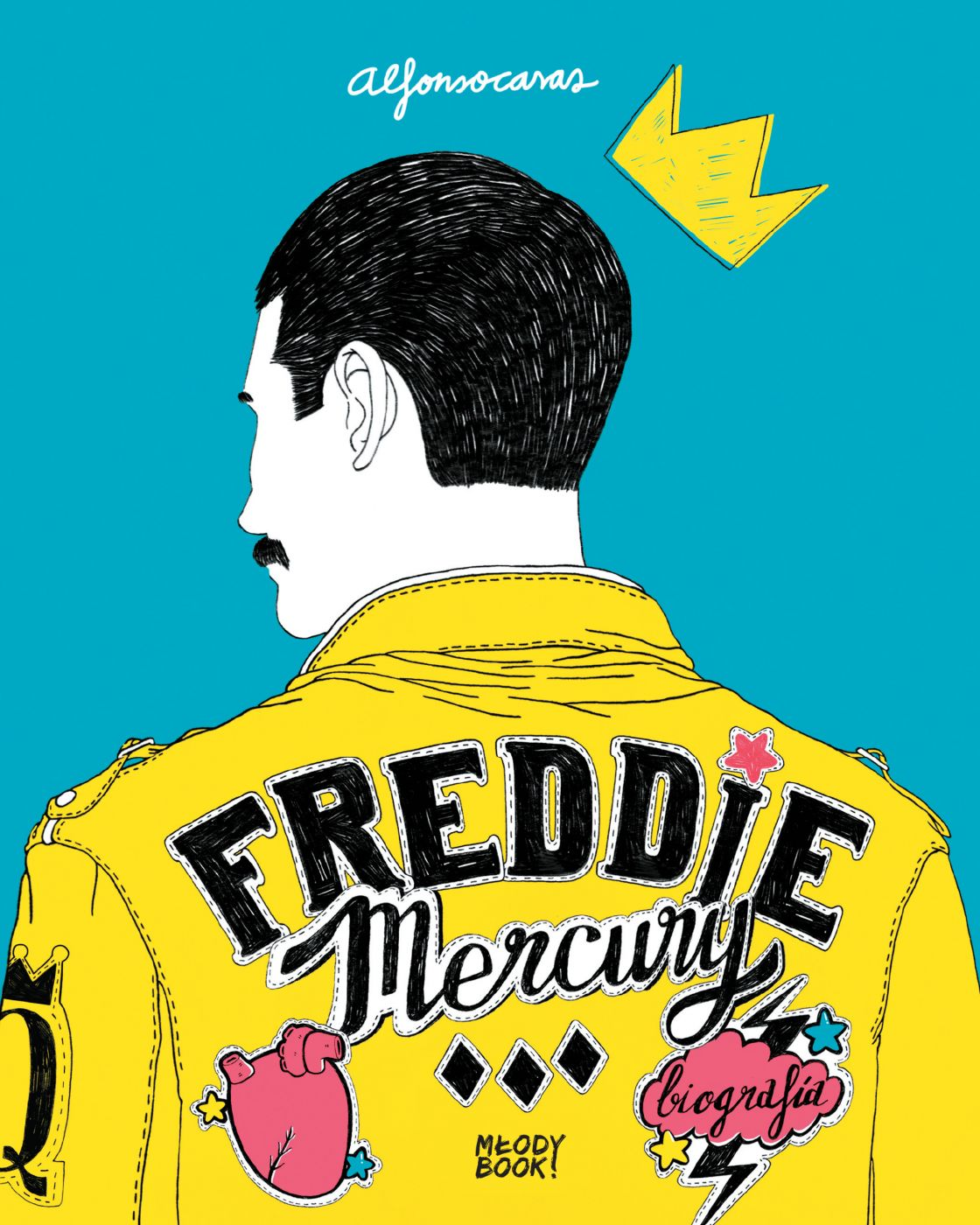 Alfonso Casas-Freddie Mercury. Biografia