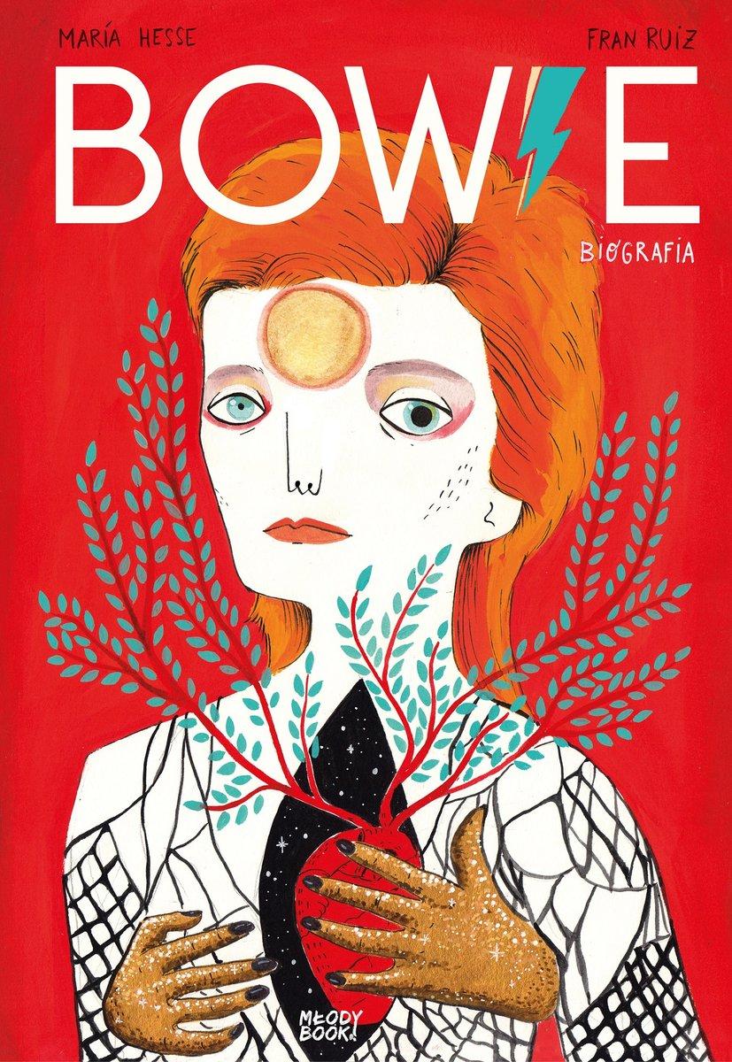 Maria Hesse, Fran Ruiz-Bowie. Biografia
