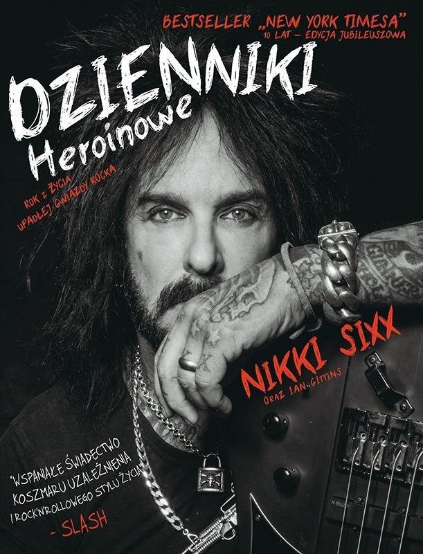 Nikki Sixx-Dzienniki heroinowe