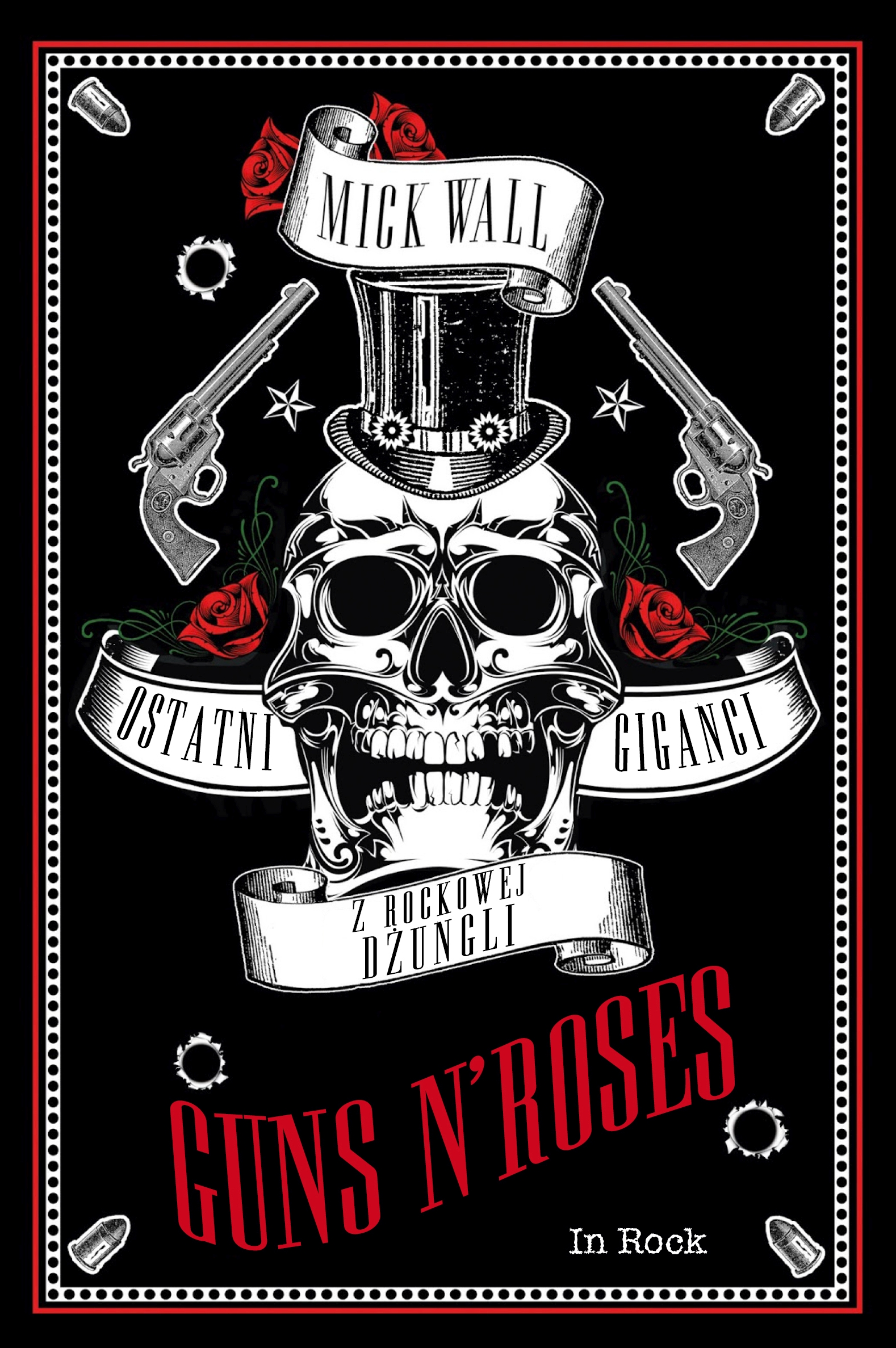 Mick Wall-Guns N' Roses. Ostatni giganci z rockowej dżungli