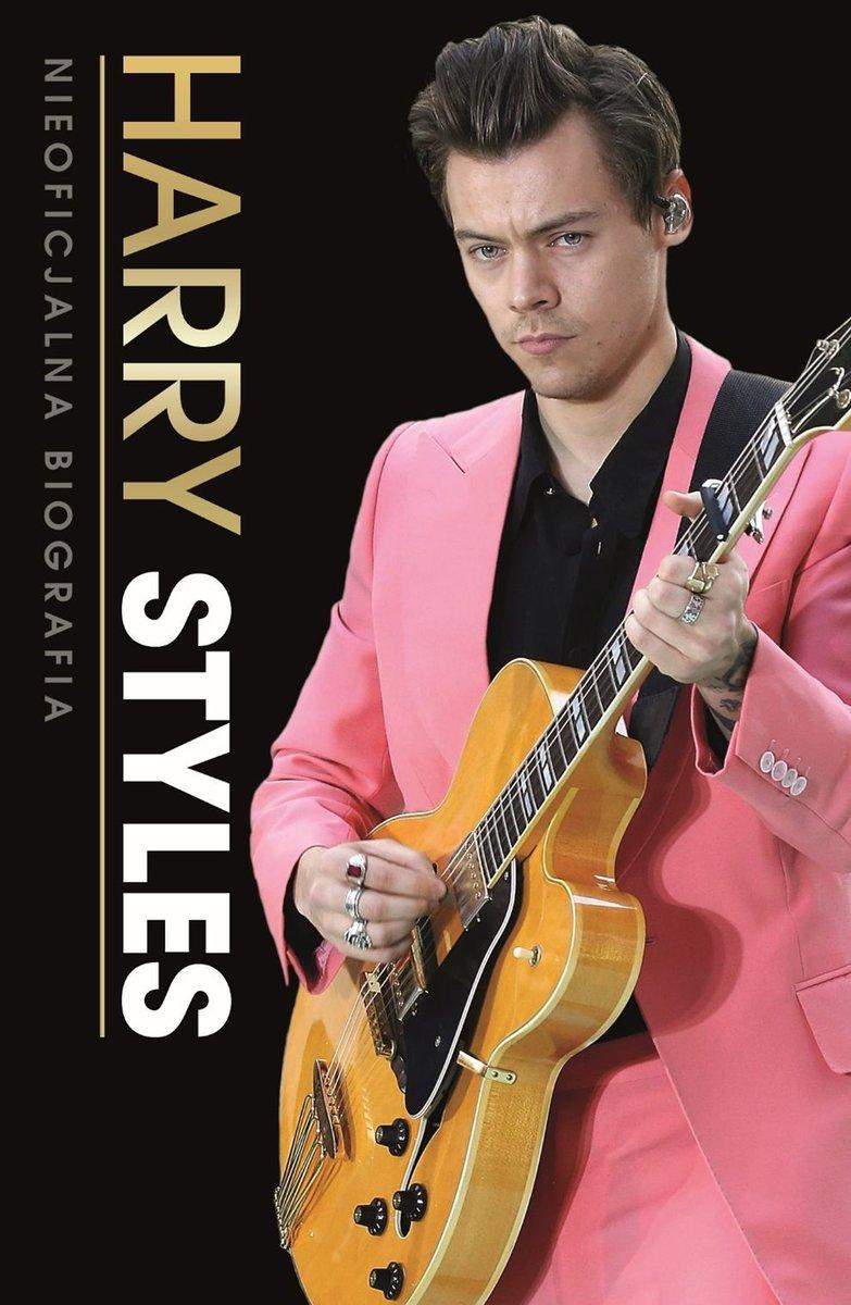 Ali Cronin-Harry Styles. Nieoficjalna biografia