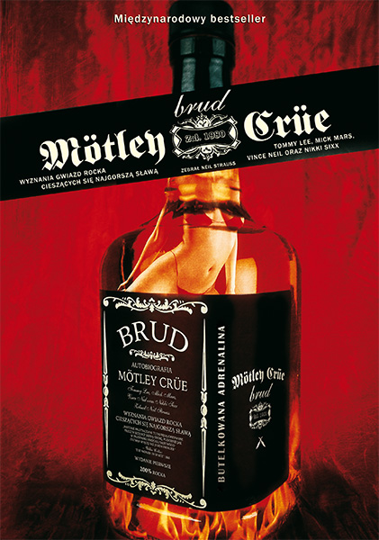 Mötley Crüe-Brud