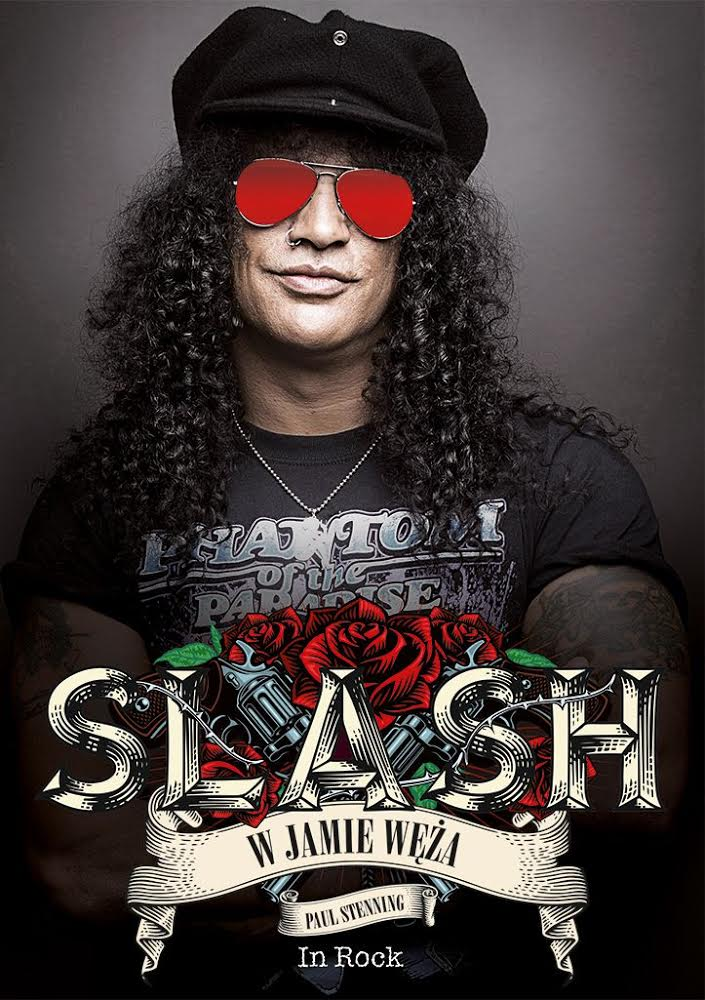 Paul Stenning-Slash. W jamie węża