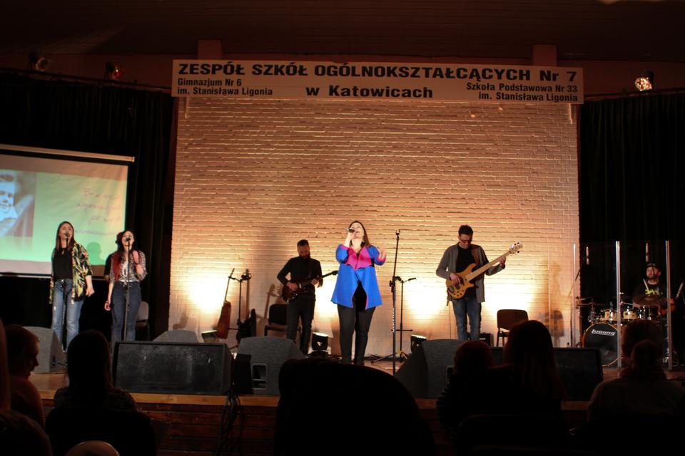W Katowicach zagrali dla Dominika