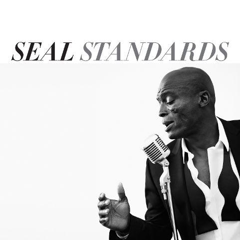 Seal prezentuje nowy album Standards. Płyta miała premierę w piątek, 10 listopada!
