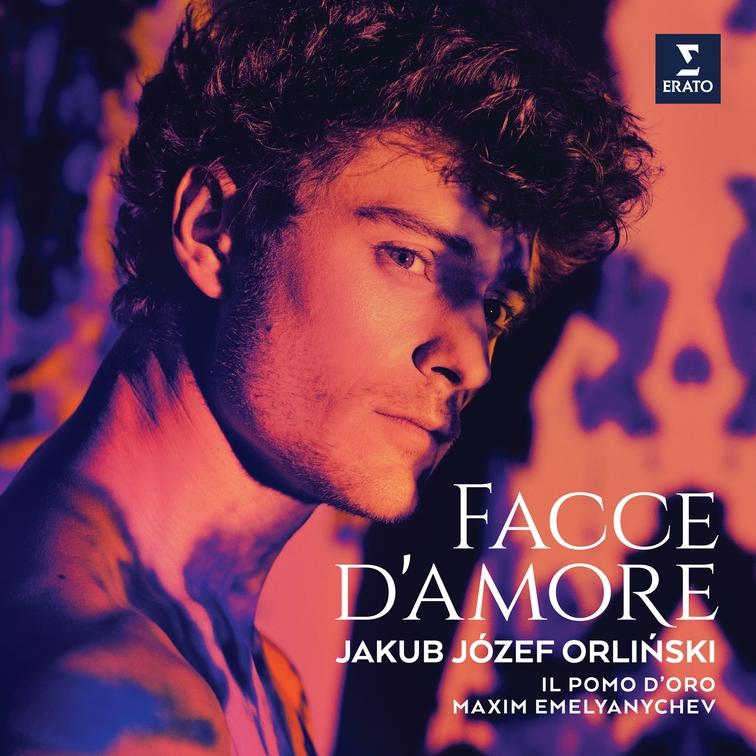 Vogue, breakdance i opera - Jakub Józef Orliński prezentuje nowy album Facce d'amore