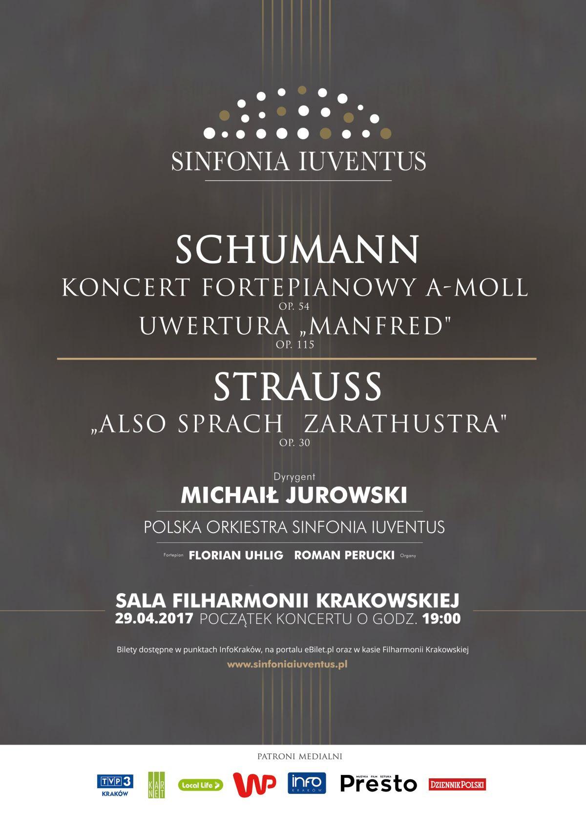 Wyjątkowy koncert Sinfonii Iuventus już 29. kwietnia!