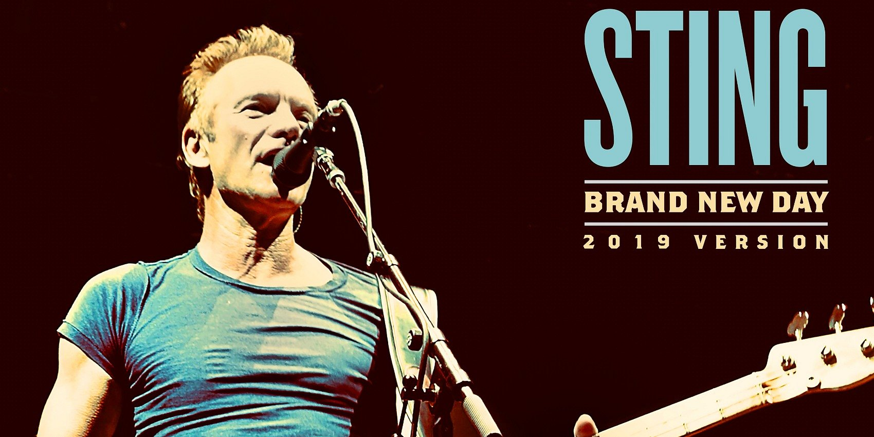 Sting z nową wersją Brand New Day