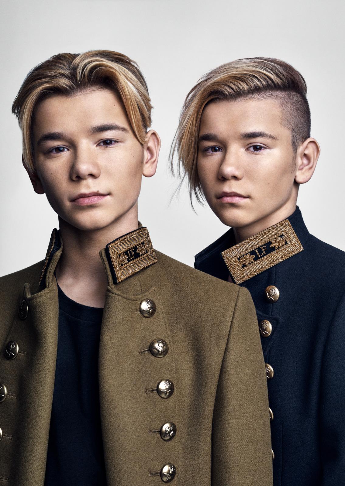 Marcus & Martinus - urodzeni dla sławy