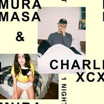 Mura Masa & Charli XCX prezentują singiel 1 Night!