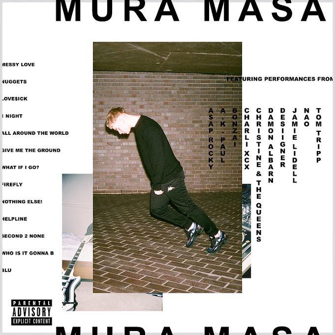 Debiutancki album Mura Masa już dostępny!