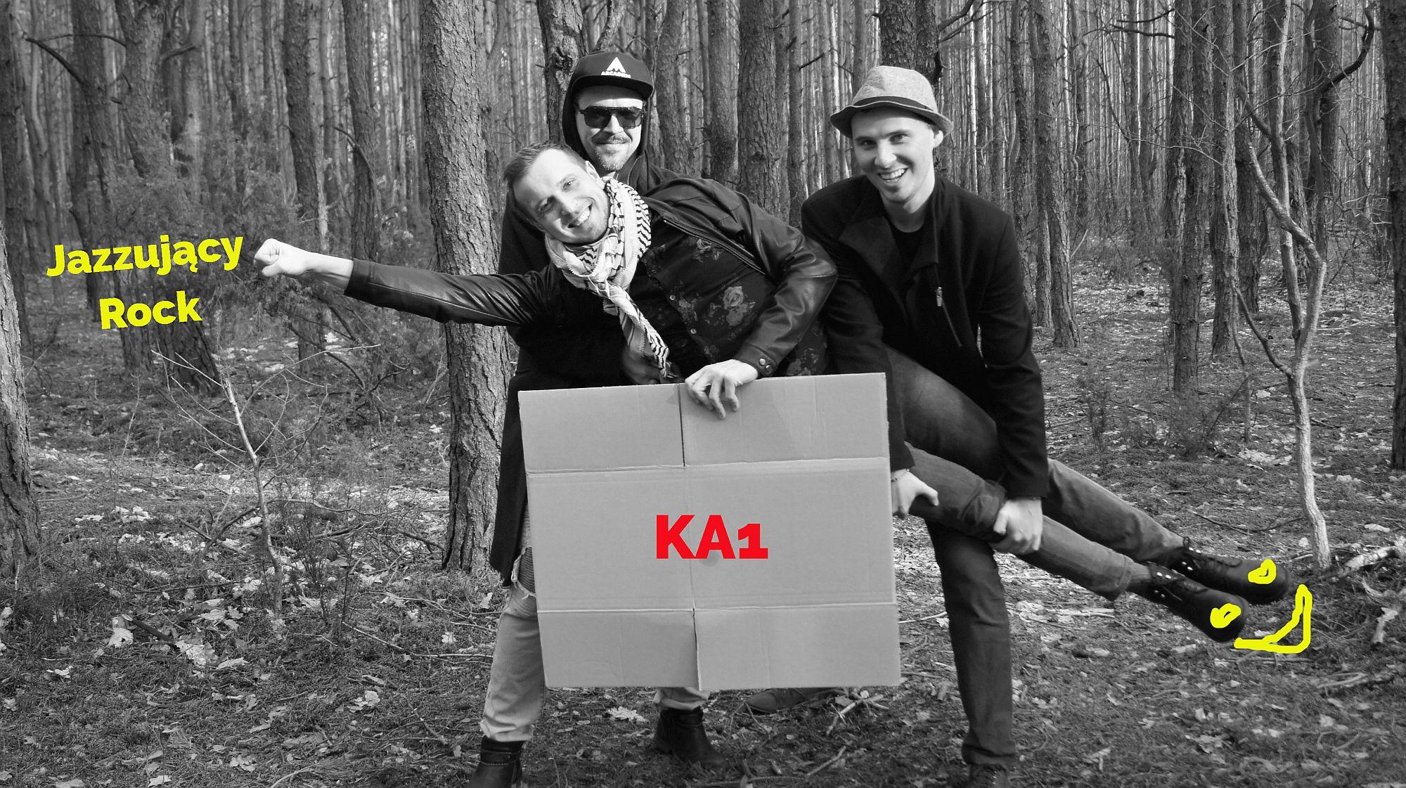 Warszawska grupa KA1 zapowiada drugi album studyjny