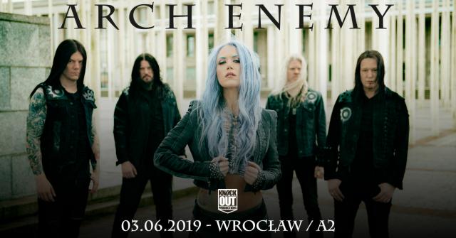 Arch Enemy we Wrocławiu: Startuje przedsprzedaż biletów