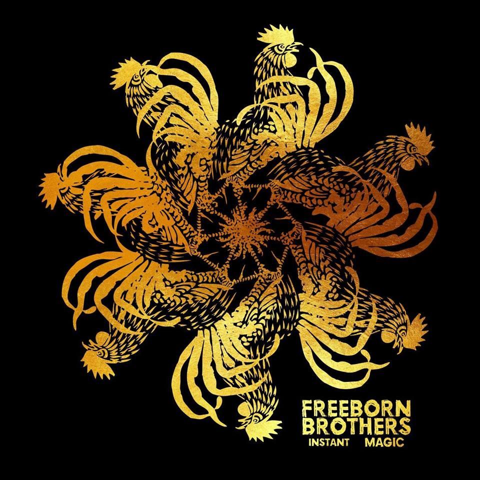 Nowy album Freeborn Brothers dostępny!