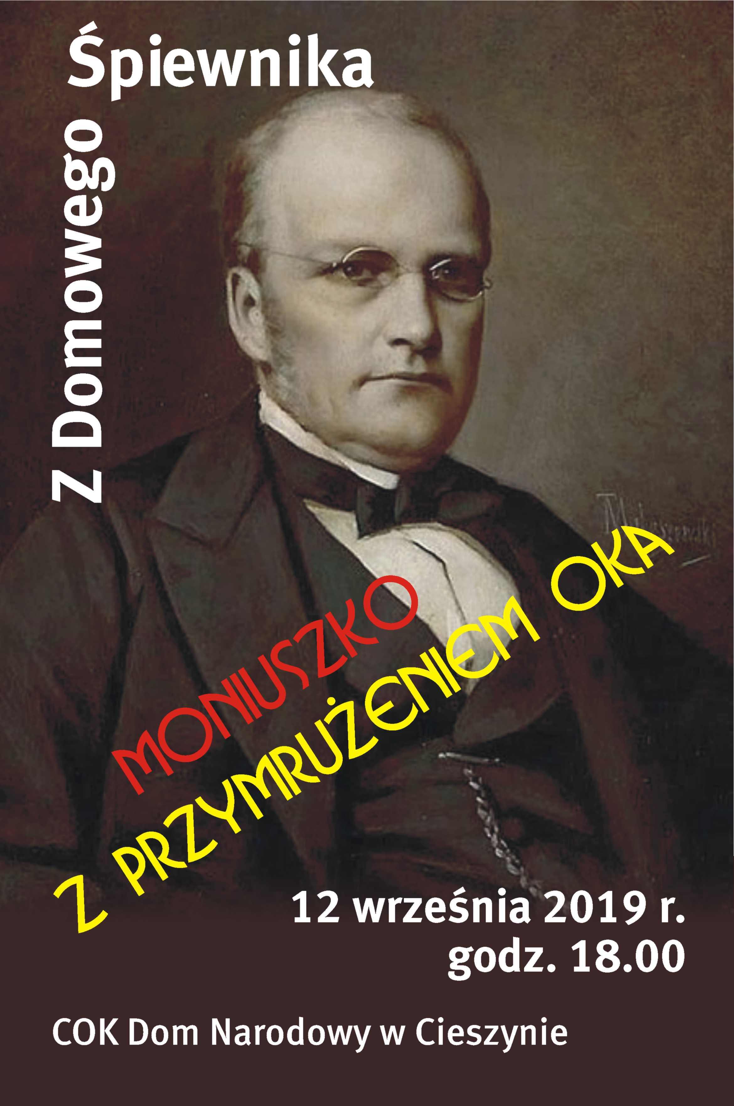Urodziny Moniuszki z przymrużeniem oka XXVIII edycja Viva il canto, Cieszyn 2019