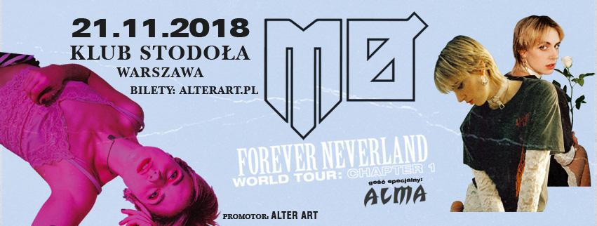 MØ powraca do Polski na klubowy koncert