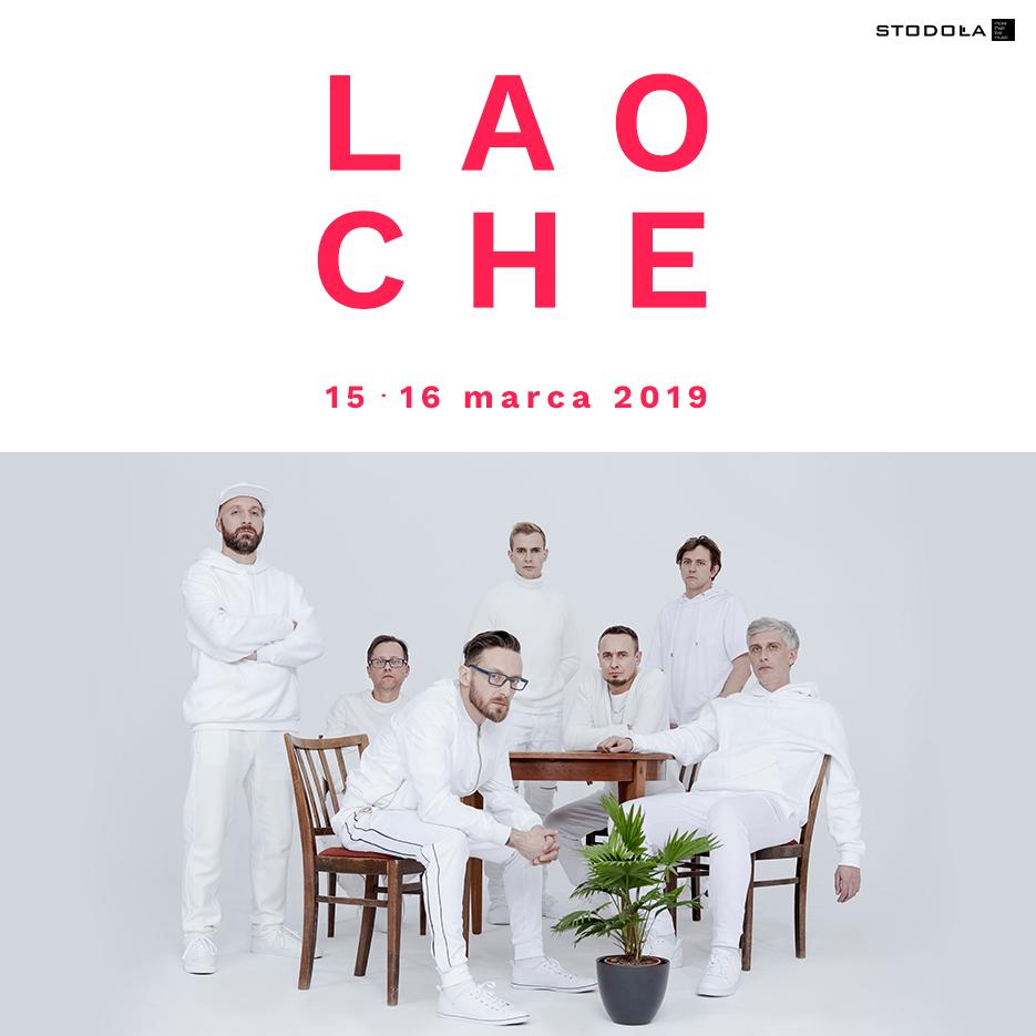 Lao Che już w marcu dwukrotnie w Stodole!