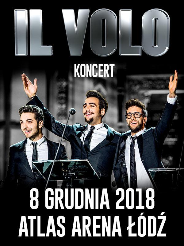 Il Volo ponownie w Polsce!