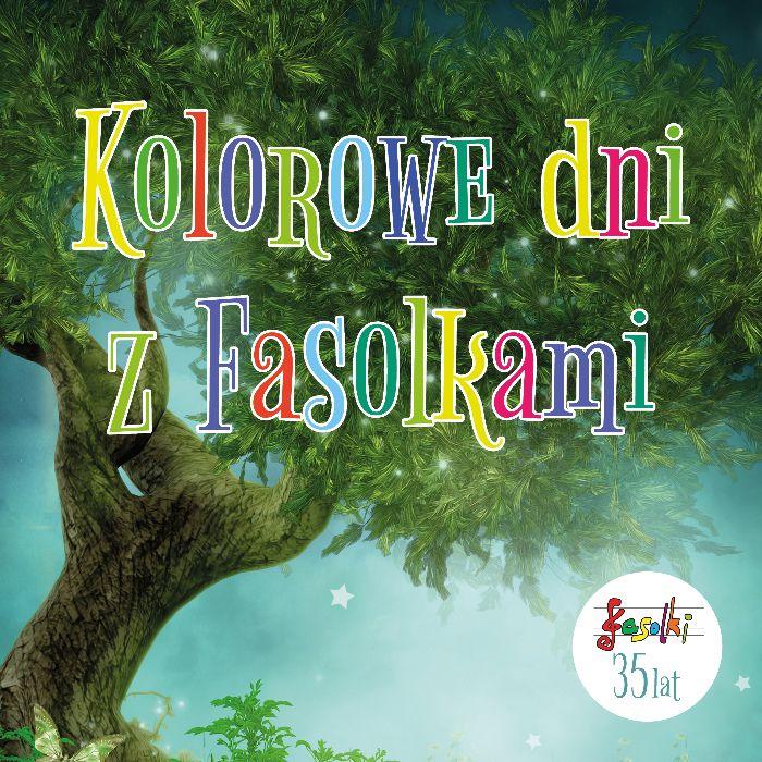Kolorowe dni z Fasolkami - album z okazji 35-lecia działalności zespołu