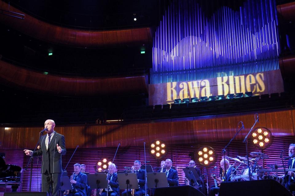 38 Rawa Blues Festival - Irek Dudek - Irek Dudek: Lubię artystyczne ryzyko