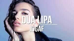 Dua Lipa zaskakuje! Dziś premiera teledysku do jej nowego singla IDGAF!