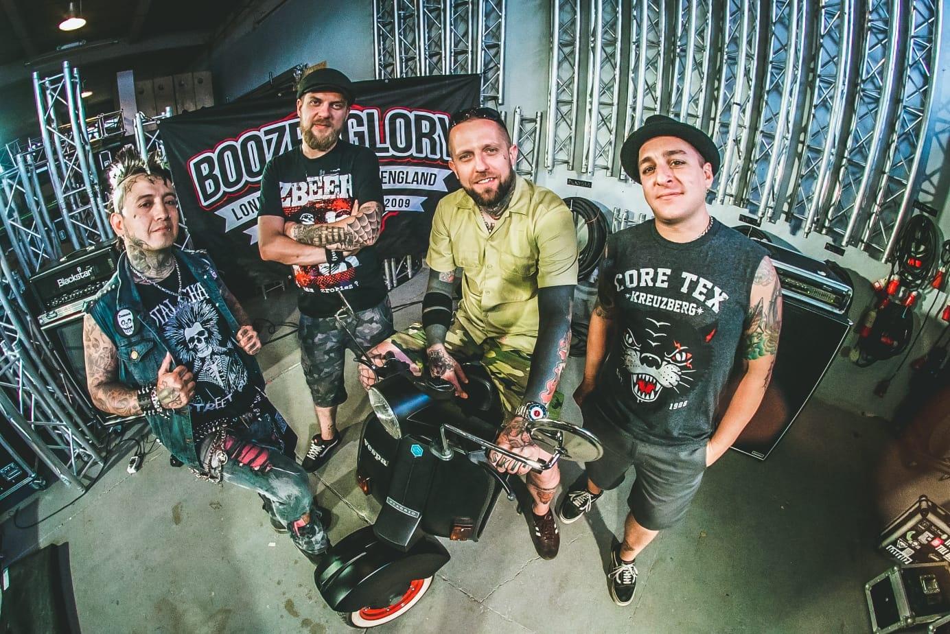 Booze & Glory z klipem Ten Years zapowiada cztery polskie koncerty