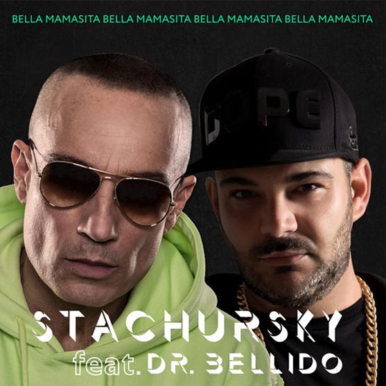 Stachursky i gwiazda hiszpańskiej sceny muzycznej Dr. Bellido łączą siły!